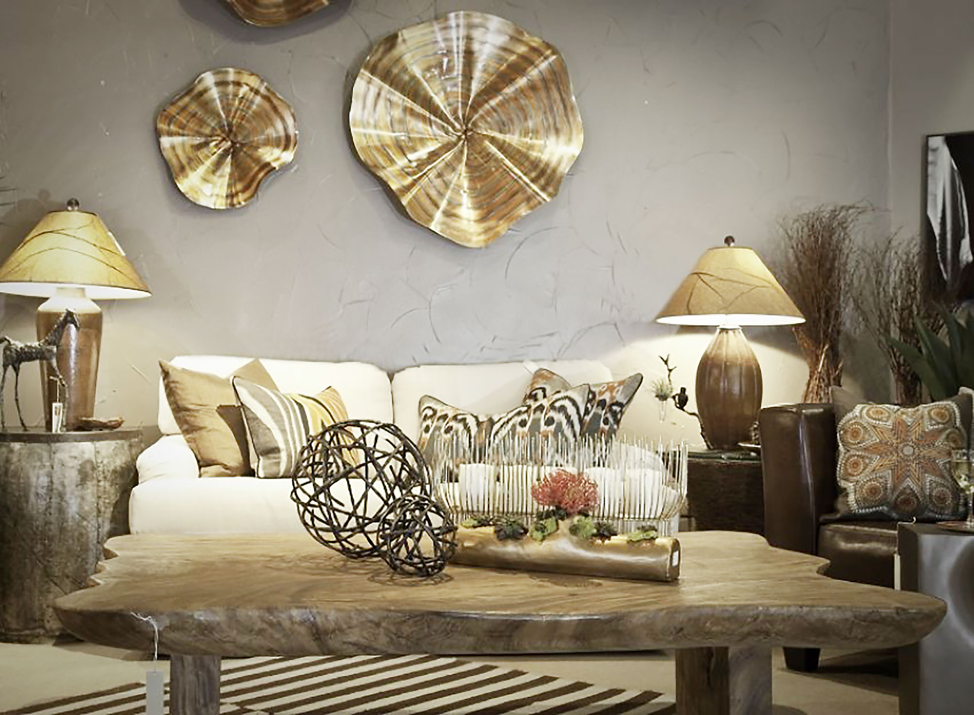 Interior Trends: Brass is the new black